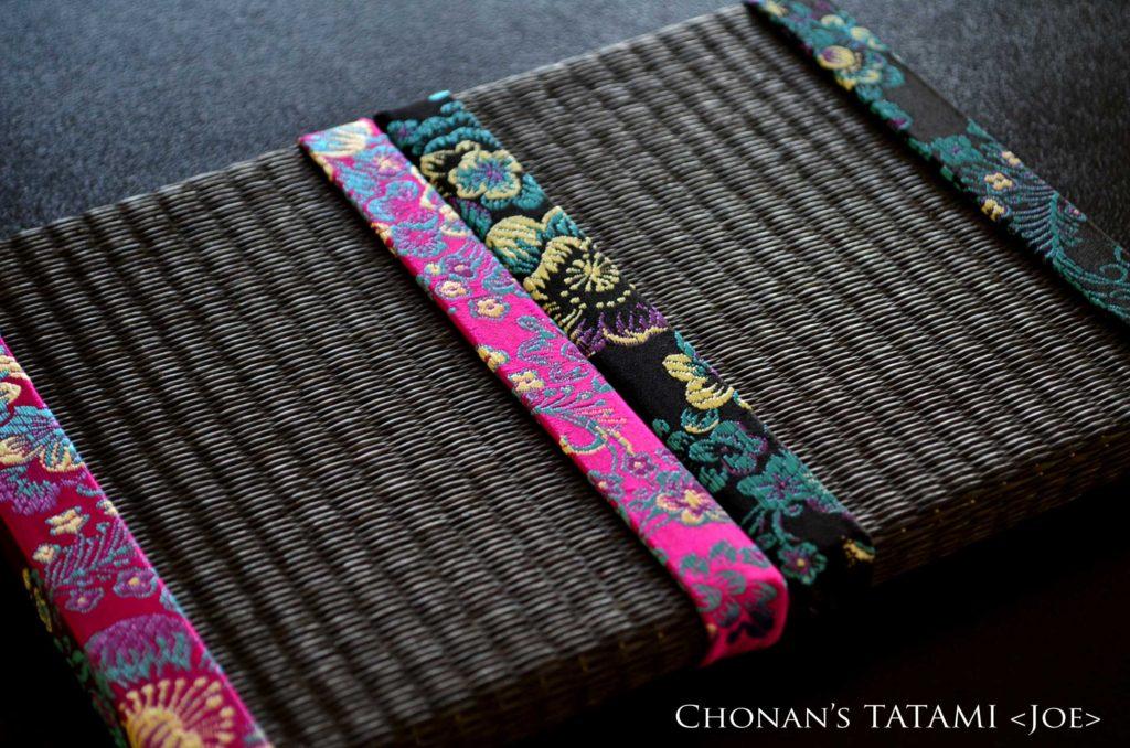 ミニ畳専門店 長南畳店 チャイナドレスを使ったミニ畳