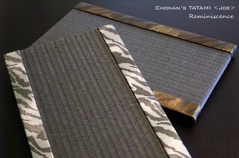 zebra しまうま シマウマ柄 フェイクレザー 合皮を使ったミニ畳
