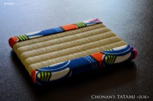 african アフリカ アフリカンプリント ミニ畳 畳