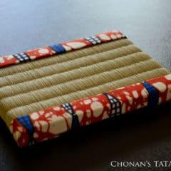 African アフリカン アフリカンプリント ミニ畳 畳