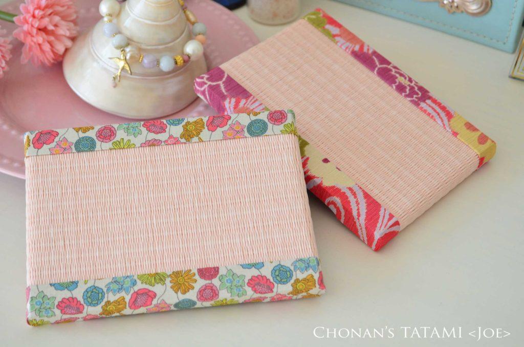 桜 薄桜 和紙 畳 ミニ畳 長南畳店