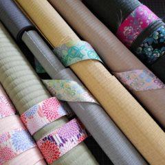 ミニ畳専門店 長南畳店がご提案する畳表と畳縁の組み合わせ