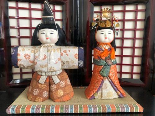 customoers 雛人形 繧繝 畳 ミニ畳 長南畳店