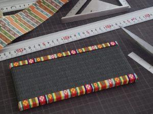 繧繝 繧繝縁 和紙 和紙表 畳 ミニ畳 長南畳店