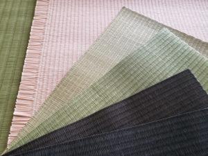 ミニ畳専門店 長南畳店が取り扱うダイケン和紙製畳表