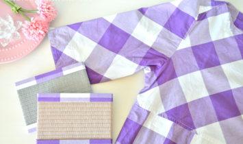 ミニ畳専門店 長南畳店は洋服などからミニ畳をリメイクも承っております。