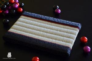 刀剣乱舞とうらぶの加州清光をイメージしたミニ畳