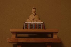 神社仏閣や仏像に適した厚畳ミニ畳