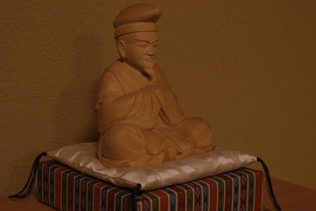 安倍晴明公の坐像用ミニ厚畳および神社仏閣用ミニ畳