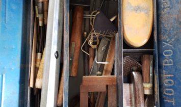 長南畳店3代目の父からもらった道具