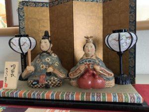西陣織金襴繧繝柄を使った雛人形用フルオーダーメイドミニ畳