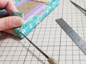 ミニ畳の角を美しく仕上げるためのこだわり