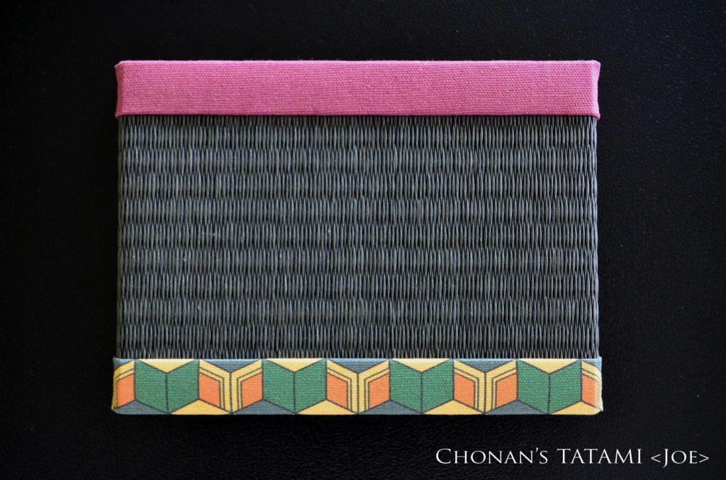 鬼滅の刃の冨岡義勇イメージのお洒落でフィギュアがあうミニ畳