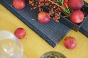 畳を使ったテーブルコーディネートby Styling Peruru