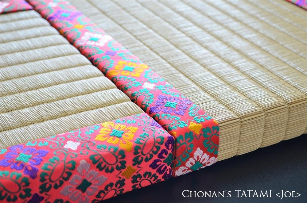 北野神社のためにお作りしたミニ厚畳